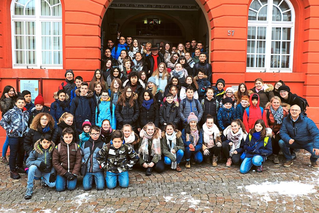 Echange scolaire Fréjus / Triberg