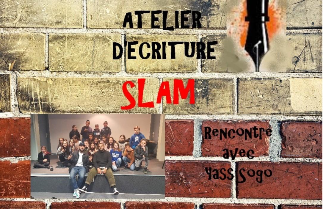 Atelier SLAM