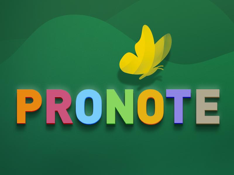 IMPORTANT: codes Pronote des responsables